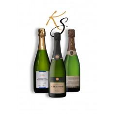 """Pack Champagne """"Découverte"""""""