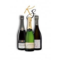 "Pack Champagne ""Blanc de blancs"""