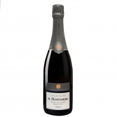 Champagne Hostomme - ORIGINE Grand Cru Blanc de blancs 75 cl